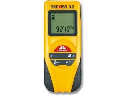 Laserový merač vzdialeností Prexiso X2, 759090