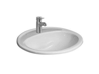 Jika IBON umývadlo zápustné farba biela J kupelnashop.sk