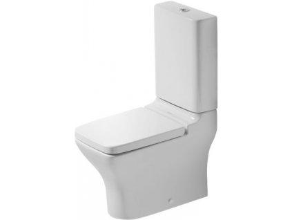 Duravit Pura Vida stojace WC 36x63 cm, hlboké splachovanie, odpad vario 21190900 kupelnashop.sk