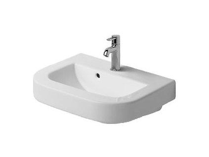Duravit Happy D. umývadlo 46x34,5 cm, 04174600