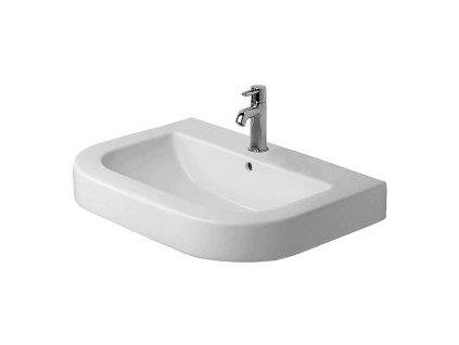 Duravit Happy D. umývadlo 60x48cm, 0417600