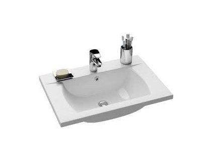 Ravak Classic 700 umývadlo 70x49cm