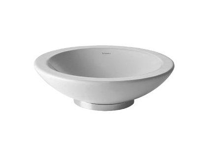 Duravit Bagnella umývadlová misa 48cm, 045148