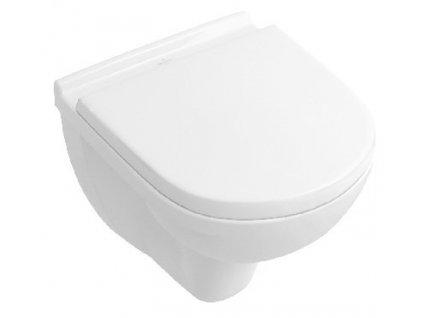 Villeroy&Boch O. Novo wc sedátko + softclose, 9M38S101