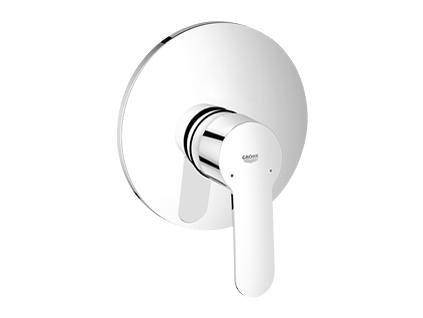 Grohe Eurostyle Cosmopolitan sprchová podomietková batéria 33635002+podomietkové teleso