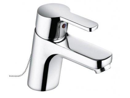 Kludi Logo Neo - umývadlová batéria s retiazkou 372830575