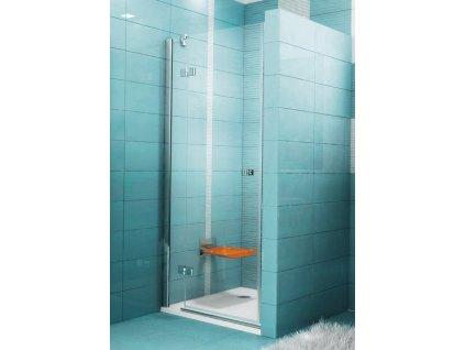 Ravak SmartLine SMSD2-120 sprchové dvere dvojdielne 120 cm