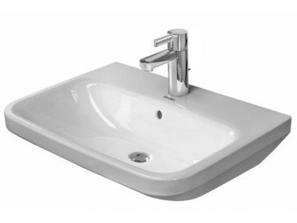 Duravit DuraStyle - závesné umývadlo 65 x 57,5 cm 2319650000