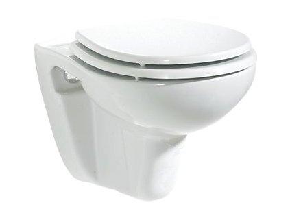 Creavit Ygoller - závesné WC + bidet 2v1 - YG320