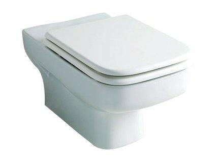 Creavit Sphinx - závesné WC + bidet 2v1 - SP320
