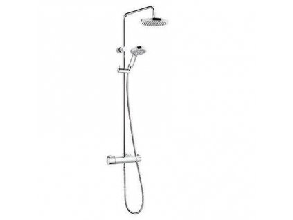 KLUDI A-QA  dual shower system