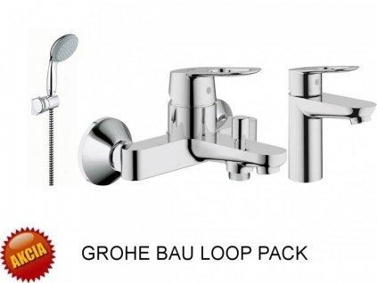 Grohe Bau Loop Pack - vaňový