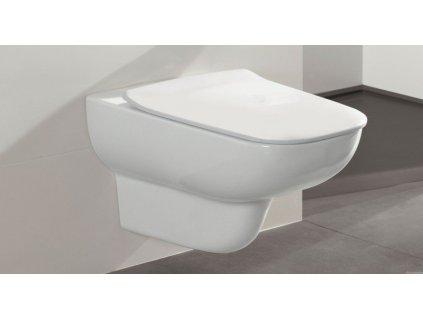 Villeroy&Boch Joyce závesne wc Direct Flush 56x37cm kod: 5607R001