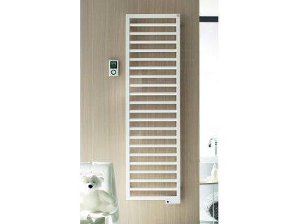 Zehnder Subway rebríkový biely radiátor 1261x450mm kod:SUB130045