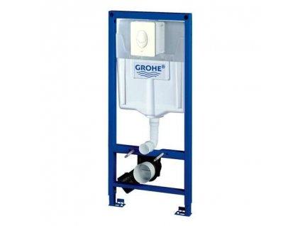 Grohe Rapid SL - set - podomietková nádržka + úchyty + tlačidlo biele 38505SH