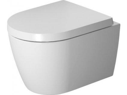 Duravit Me by Starck závesné WC Compact 48 cm splachovanie Rimless 2530090000 kupelnashop.sk
