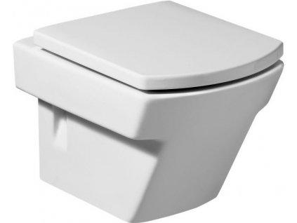Akcia Roca Hall závesne wc 56cm+spomalovacie wc sedátko Hall