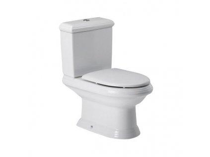Roca America stojaté wc+nádržka+spomalovacie wc sedátko