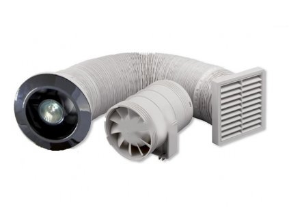 Zehnder Silent kúpelňový ventilátor ZSR100LTSK kupelnashop