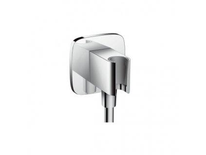 Hansgrohe Fixfit Porter E - sprcha + rohový prípoj 2v1 26485000 kupelnashop.sk