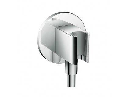Hansgrohe Fixfit Porter S - rohový prípoj s držiakom sprchy 26487000 kupelnashop.sk