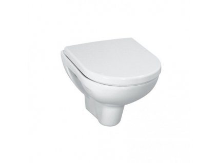 Laufen Pro - set - závesné WC 820960 + Rimless + spomaľovacie WC sedadlo 893958