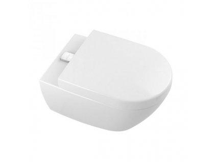 Villeroy&Boch ViFresh závesne wc AntiBac+Directflush bez okrajový oplach+úprava CeramicPlus 5614A1T2