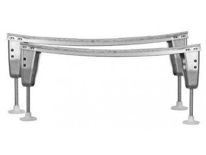 Laufen Moderna Plus oceľové nohy, samolepiace, 296171