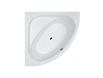 Laufen Solutions - vaňa 150 x 150 cm, inštalácia do rohu 244500