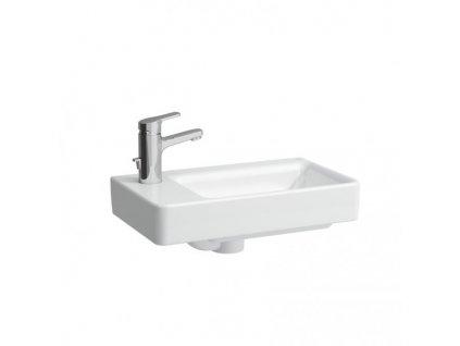 Laufen Pro S - umývadielko ľavé 48 x 28 cm 8159551041