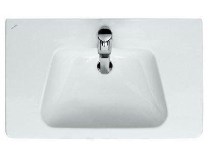 Laufen Moderna Plus - umývadlo do nábytku 80 x 48,5 cm 8135421041