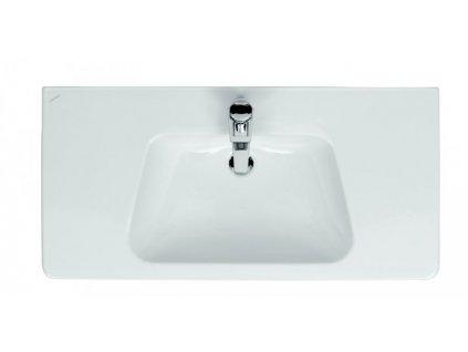 Laufen Moderna Plus - umývadlo do nábytku 100 x 48,5 cm 8135441041