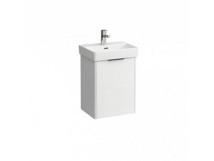 Laufen Base skrinka lesklá biela pod umývadlo Laufen Pro S 45x34 cm