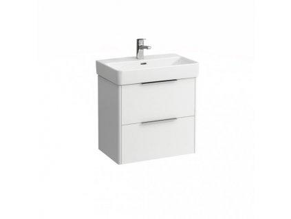 Laufen Base - skrinka lesklá biela pod umývadlo Laufen Pro S Compact 60 x 38 cm