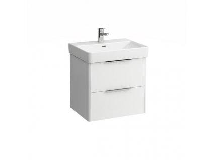 Laufen Base skrinka lesklá biela pod umývadlo Laufen Pro S 60x46,5 cm