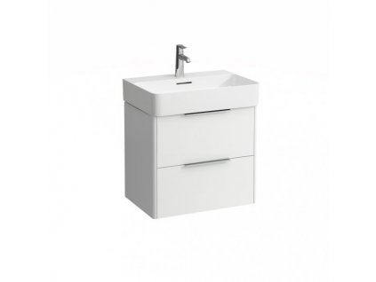 Laufen Base - skrinka lesklá biela pod umývadlo Laufen Val 60 x 42 cm