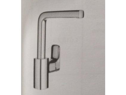 Laufen Cityplus - umývadlová stojančeková batéria Eco+ bez odtokovej garnitúry 3117510042201