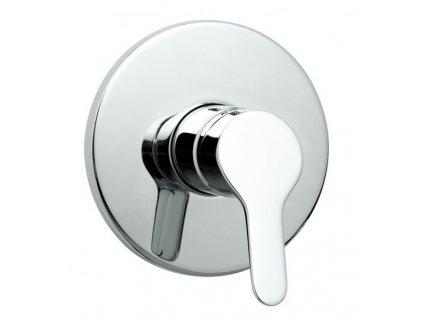 Laufen Twinpro - podomietková sprchová páková batéria 3315060040001