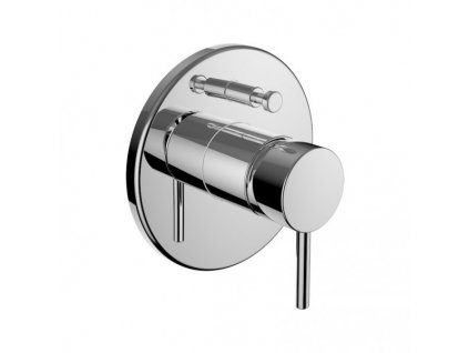 Laufen Twinplus podomietková vaňová-sprchová batéria s prepínačom 3216260040001