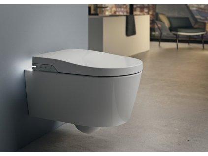 Roca In-wash Inspira závesné WC s elektronickým bidetom