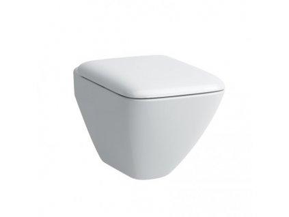 Laufen Palace - Compact závesné WC 36 x 49 cm 4,5/3 L 8207030000001
