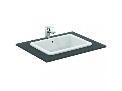 Ideal Standard Strada - umývadlo zapustené 59,5 x 43,5 cm K078001