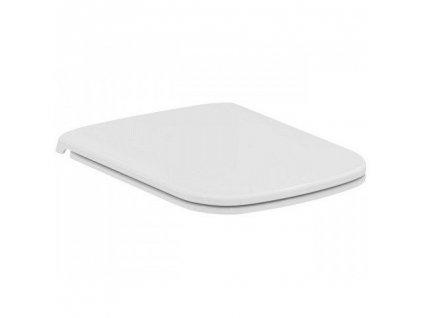 Ideal Standard Mia - spomaľovacie WC sedadlo 36 x 46,5 cm ultra ploché J505801
