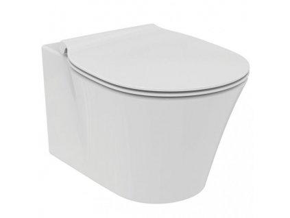 Akciový set Ideal Standard Connect Air závesné wc Rimless + Connect Air spomaľovacie wc sedátko