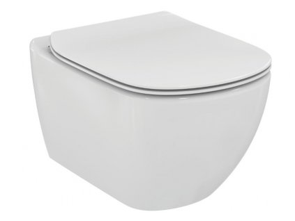 Ideal Standard Tesi závesné wc 36x53 cm s hlbokým splachovaním Aquablade T007901 kupelnashop.sk 1