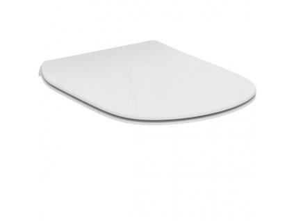 Ideal Standard Tesi - spomaľovacie WC sedadlo ultra ploché T352701