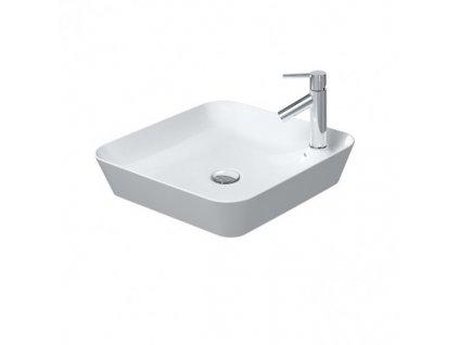 Duravit Cape Code - umývadlo na dosku 46 x 46 cm 2340460000