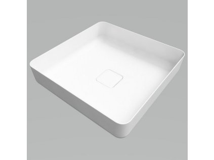 Kaldewei Miena hranatá smaltovaná umývadlová misa 40x40 cm 3184