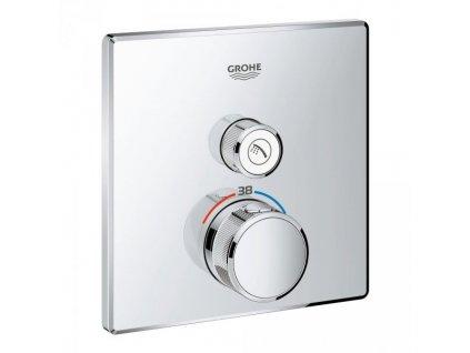Grohe Smart Control podomietkový termostat pre sprchu chróm 29123000
