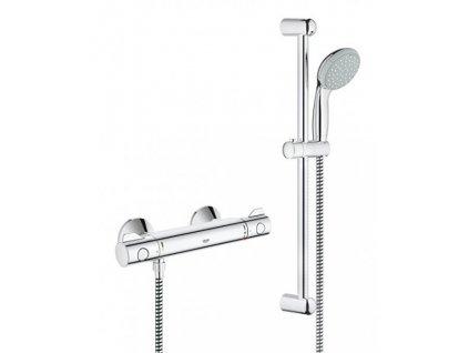 Grohe Grohtherm 800 termostatický sprchový set 34565000